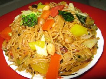 Diet Vermicelli [Zero Oil] - Plattershare - Recipes, Food Stories And Food Enthusiasts