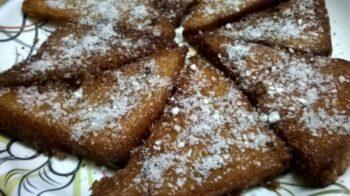 Three Step Shahi Toast - Plattershare - Recipes, Food Stories And Food Enthusiasts