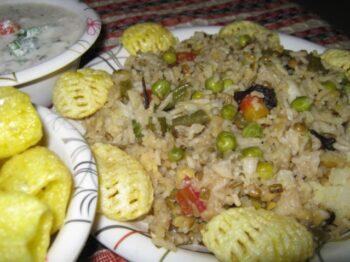 Sankranti Khichdi - Plattershare - Recipes, Food Stories And Food Enthusiasts
