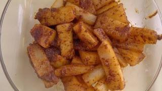 Mooli Ka Achaar (Radish Pickle) - Plattershare - Recipes, Food Stories And Food Enthusiasts
