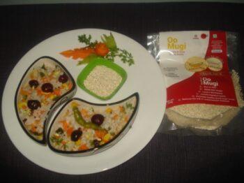 Barley Sweet And Sour Healthy Salad Hakubaku Oomugi (Barley) - Plattershare - Recipes, Food Stories And Food Enthusiasts