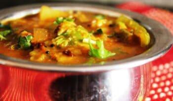 Authentic Kalyana Sambhar - Plattershare - Recipes, Food Stories And Food Enthusiasts