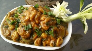 Soya Chunks Manchurian - Plattershare - Recipes, Food Stories And Food Enthusiasts