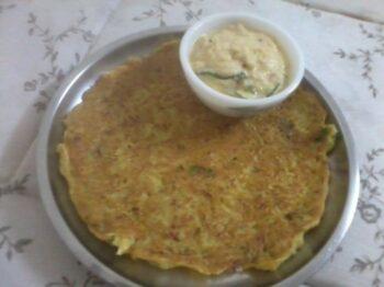 Lauki Thalipeeth - Plattershare - Recipes, Food Stories And Food Enthusiasts