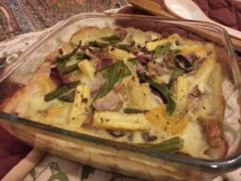 Baked Vegetables - Plattershare - Recipes, Food Stories And Food Enthusiasts