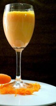 Carrot Milkshake - Plattershare - Recipes, Food Stories And Food Enthusiasts
