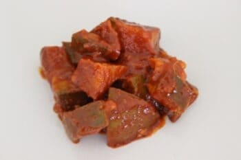 Raw Mango Pickle (Aam Ka Achaar) - Plattershare - Recipes, Food Stories And Food Enthusiasts
