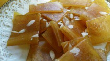 Aam Papad/ Mango Papad - Plattershare - Recipes, Food Stories And Food Enthusiasts