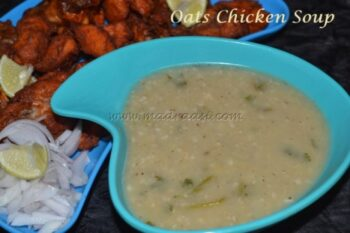 Oats Chicken Soup - Plattershare - Recipes, Food Stories And Food Enthusiasts
