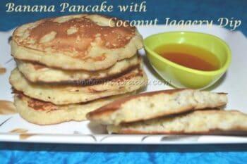 Banana Pancake - Plattershare - Recipes, Food Stories And Food Enthusiasts