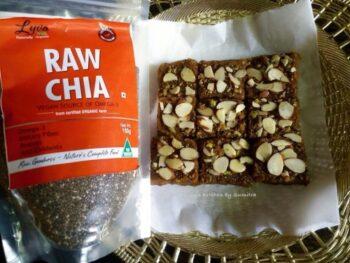 Chia Besan Aur Sattu Ki Barfi.... - Plattershare - Recipes, Food Stories And Food Enthusiasts