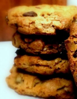 Chocolate Chip And Barley Cookies - Plattershare - Recipes, Food Stories And Food Enthusiasts