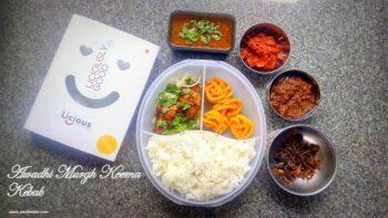 Awadhi Murgh Keema Kebab With Licious - Plattershare - Recipes, Food Stories And Food Enthusiasts