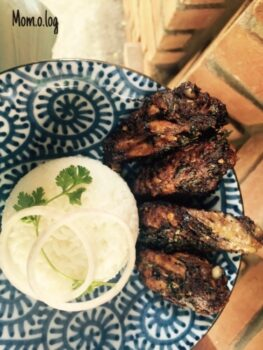 Andhra Chicken Wings - Plattershare - Recipes, Food Stories And Food Enthusiasts