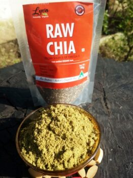 Chia Seeds Idly Powder - Plattershare - Recipes, Food Stories And Food Enthusiasts