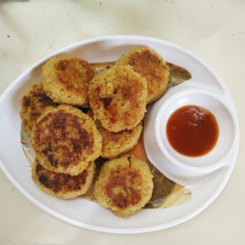 Nostalgic Tikki - Plattershare - Recipes, Food Stories And Food Enthusiasts