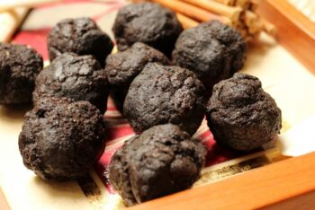 Gluten-Free And Grain-Free Mini Brownie Bombs - Plattershare - Recipes, Food Stories And Food Enthusiasts