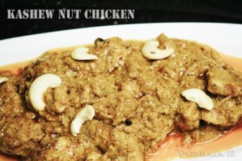 Cashew Nut Chicken - Plattershare - Recipes, Food Stories And Food Enthusiasts