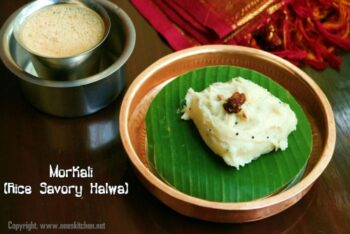Morkali - Plattershare - Recipes, Food Stories And Food Enthusiasts