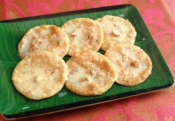 Paal Poli / Milk Poli - Plattershare - Recipes, Food Stories And Food Enthusiasts