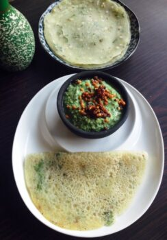 Three C'S Chutney - Coconut, Curd And Coriander Pacchadi - Plattershare - Recipes, Food Stories And Food Enthusiasts