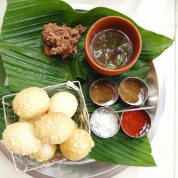 Phoochka (Golgappa) - Plattershare - Recipes, Food Stories And Food Enthusiasts