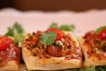 Paneer And Broccoli Burjee Mini Tarts / Mini Savoury Tarts(No Onion No Garlic Recipe) - Plattershare - Recipes, Food Stories And Food Enthusiasts
