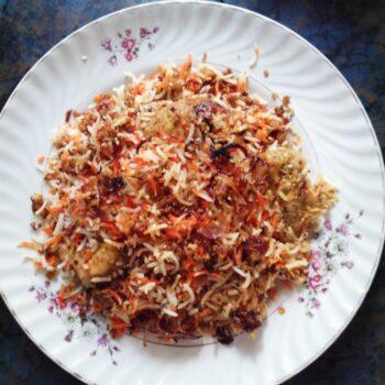 Chicken Stuffed Biriyani (Bangladeshi) - Plattershare - Recipes, Food Stories And Food Enthusiasts