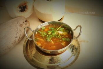 Tender Coconut Rasam - Plattershare - Recipes, Food Stories And Food Enthusiasts