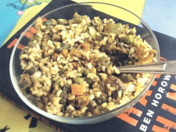 Mix Veggie Oo Mugi Healthy And Tasty Barley - Plattershare - Recipes, Food Stories And Food Enthusiasts