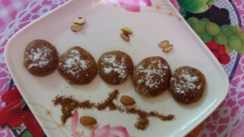 Almond Cookies Using Coconut Sugar ! - Plattershare - Recipes, Food Stories And Food Enthusiasts