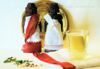 Tulsi &Amp; Cardamom Water | Navarathri Special - Plattershare - Recipes, Food Stories And Food Enthusiasts