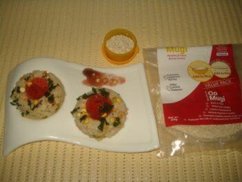 Oomugi Barley-Steamed Wada - Plattershare - Recipes, Food Stories And Food Enthusiasts