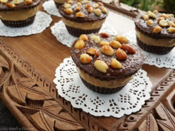 Chocolate Dulche Cups - Plattershare - Recipes, Food Stories And Food Enthusiasts