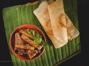 Murungakkai Kuzhambu /Drumstick In Spiced Tamarind Gravy - Plattershare - Recipes, Food Stories And Food Enthusiasts