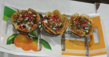 Paapdi Chaat For Fast - Plattershare - Recipes, Food Stories And Food Enthusiasts