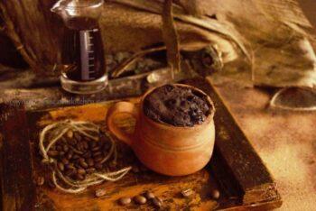 Ragi Choco Coffee Mug Cake - Plattershare - Recipes, Food Stories And Food Enthusiasts