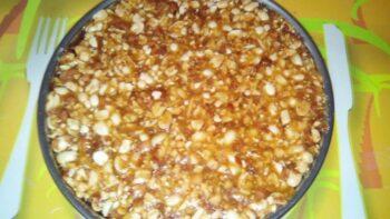 Peanut Chikki - Plattershare - Recipes, Food Stories And Food Enthusiasts
