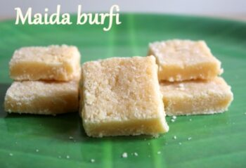 Maida Burfi - Plattershare - Recipes, Food Stories And Food Enthusiasts