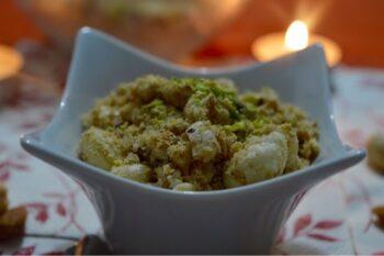 Dry Fruit Panjiri - Plattershare - Recipes, Food Stories And Food Enthusiasts