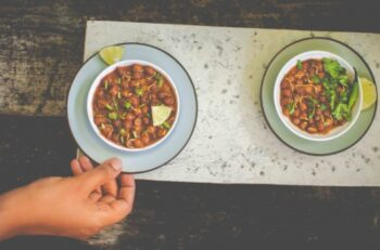Healthy Sprout Curry - Plattershare - Recipes, Food Stories And Food Enthusiasts