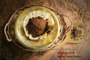 Vepampoo Podi | Neem Flowers Powder - Plattershare - Recipes, Food Stories And Food Enthusiasts