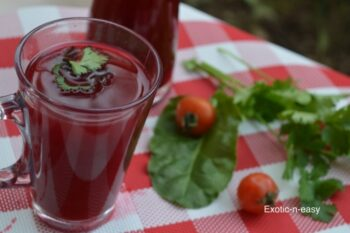 Beetroot Vegetable Soup - Plattershare - Recipes, Food Stories And Food Enthusiasts