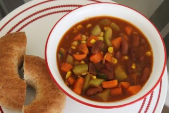 Three Sisters Soup - Plattershare - Recipes, Food Stories And Food Enthusiasts