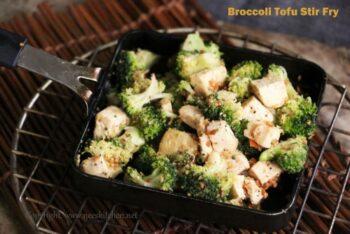Broccoli Tofu Stir Fry - Plattershare - Recipes, Food Stories And Food Enthusiasts