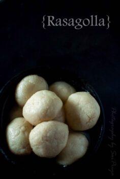Rasogolla - Plattershare - Recipes, Food Stories And Food Enthusiasts