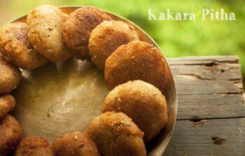 Kakara / Fried Stuffed Dumplings - Plattershare - Recipes, Food Stories And Food Enthusiasts