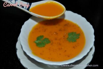 Carrot Potato Soup - Plattershare - Recipes, Food Stories And Food Enthusiasts