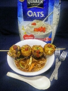 Oats Noodle Soup - Plattershare - Recipes, Food Stories And Food Enthusiasts