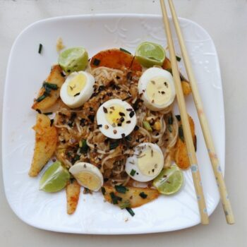 Latto Burmese Recipe - Plattershare - Recipes, Food Stories And Food Enthusiasts